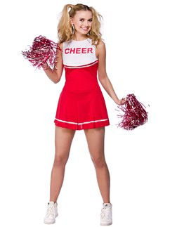 Rode High School Cheerleader
