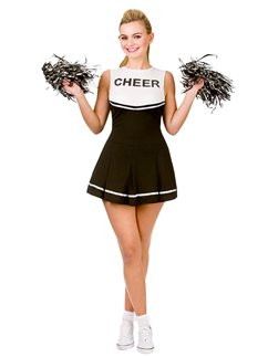 Zwarte High School Cheerleader