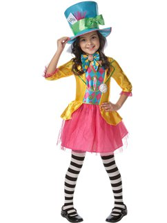 Disney Alice in Wonderland Mad Hatter Meisje