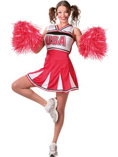 Cheerleader - 8-10