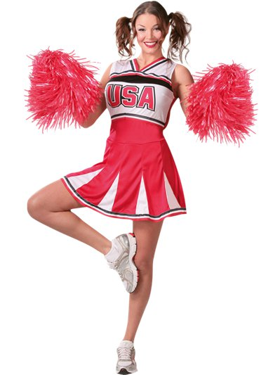 Cheerleader - 36-38