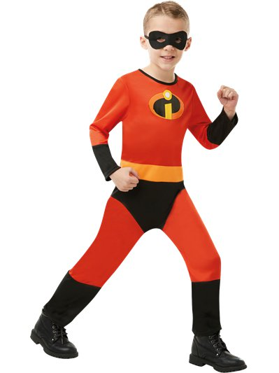 Incredibles 2 Jumpsuit - Kinderkostuum