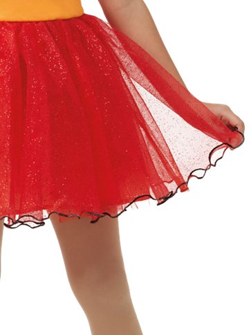 Incredibles 2 Tutu Jurk - Kinderkostuum back