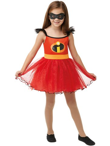 Incredibles 2 Tutu Jurk - Kinderkostuum front