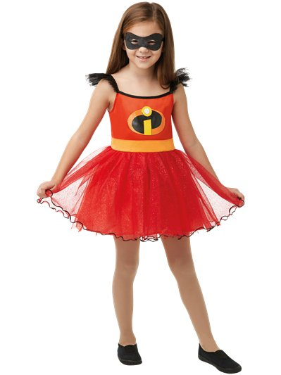 Incredibles 2 Tutu Jurk - Kinderkostuum