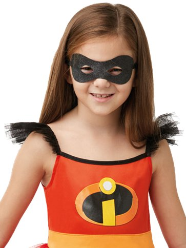 Incredibles 2 Tutu Jurk - Kinderkostuum left