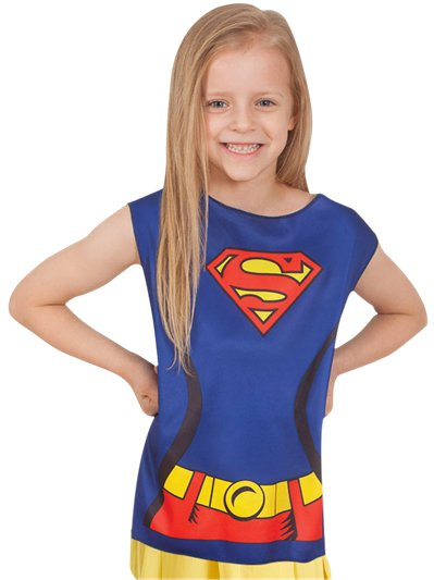 Supergirl Set - Kinderkostuum