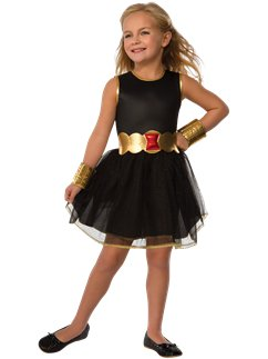 Black Widow Tutu Jurk