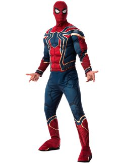 Iron Spider-Man Infinity War Deluxe