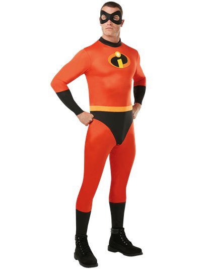 Mr Incredible - Volwassene Kostuum