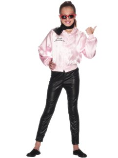 Grease Roze Lady