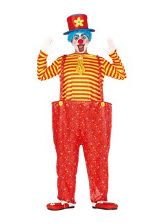 Hoopy de Clown
