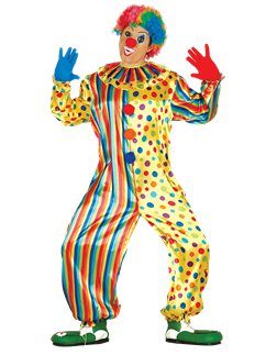 Jumpsuit Clown