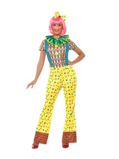 Giebel Clown Dame