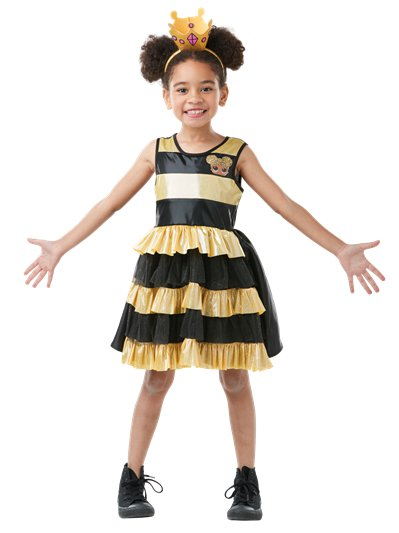 LOL Surprise Queen Bee Deluxe - Kinderkostuum