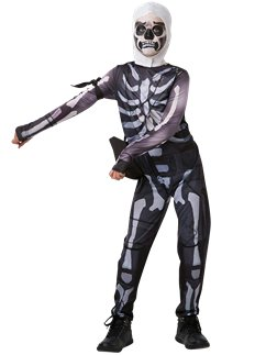 Fortnite Skull Trooper 9-10 Years
