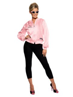 Grease Roze Dames Jacket