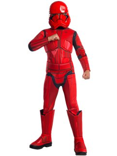 Deluxe Red Trooper