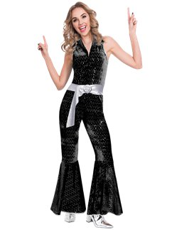 Disco Diva Jumpsuit
