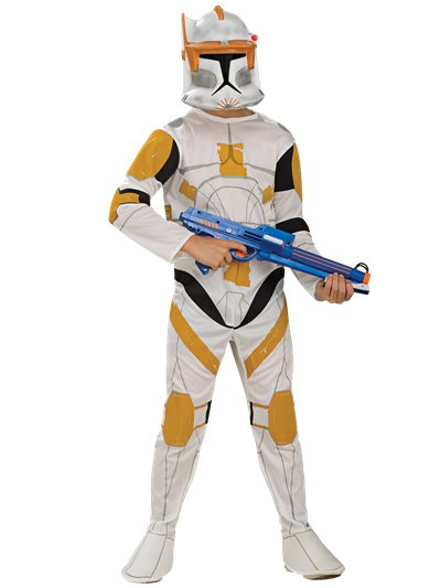 Clone Trooper Commandant Cody - Kinderkostuum
