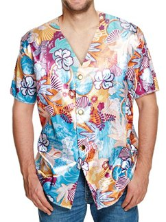 Hawaiiaans Shirt