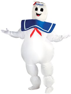 Ghostbuster Stay Puft