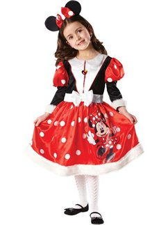 Minnie Mouse Winter Wonderland - Kinderkostuum