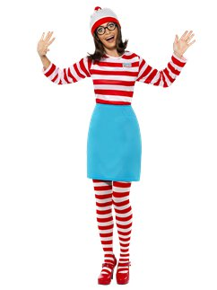 Waar is Wally Wenda