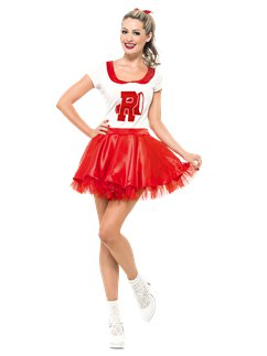 Grease Sandy Cheerleader
