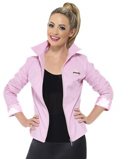 Deluxe Roze Ladies Jas