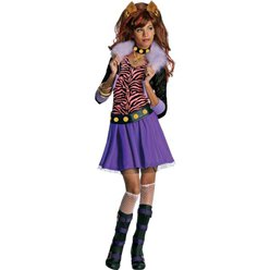 Monster High Clawdeen Wolf - 3-4 jaar