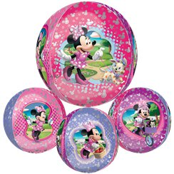 Minnie Mouse Orbz Ballon - 41 cm - 46 cm Folie