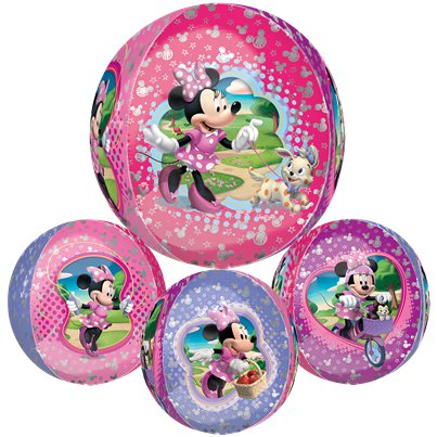Minnie Mouse Orbz Ballon - 41 cm Folie