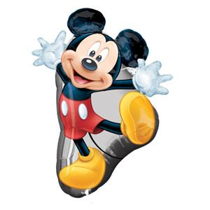 Micky Mouse SuperShape Ballon - 78 cm Folie