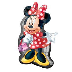 Minnie Mouse Ballon - 81 cm Folie