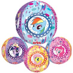 My Little Pony Orbz Ballon - 41 cm - 46 cm Folie