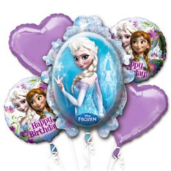 Disney Frozen Ballonboeket - Assortiment folie