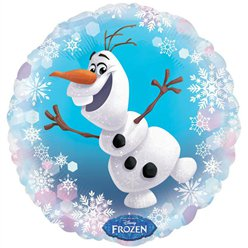 Disney Frozen Olaf Ballon - 46 cm Folie