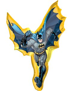 Batman Supershape Ballon - 99 cm Folie