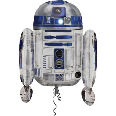 Star Wars R2D2 Ballon - 56 cm Folie