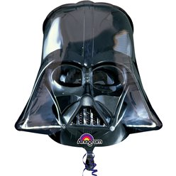 Star Wars Darth Vader Helm Supershape Ballon - 63.5 cm Folie