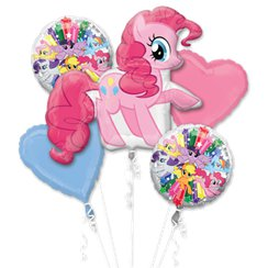 My Little Pony Ballon Boeket - Assortiment Folie