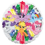 My Little Pony Folie Ballon - 46 cm