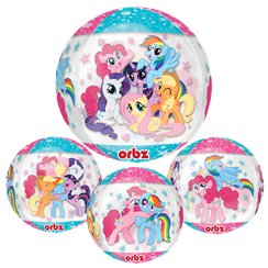 My Little Pony Orbz Ballon - 41 cm