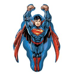 Superman Supershape Ballon - 58 cm