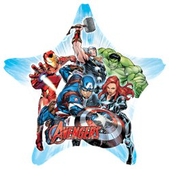 Avengers SuperShape Ballon - 81 cm