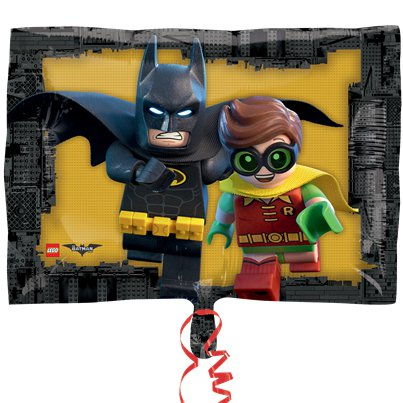 LEGO Batman Ballon - 46 cm Folie