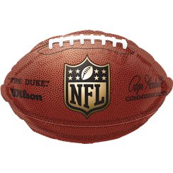 NFL Football Ballon - 43 cm Folie