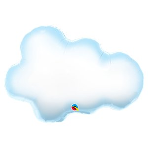 Wolk Supershape Ballon - 76 cm Folie
