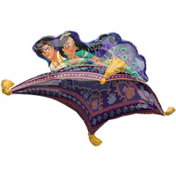 Disney Aladdin SuperShape Ballon - 107 cm Folie